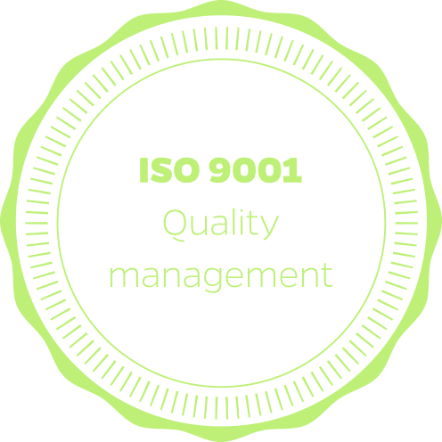 Iso 9001 On