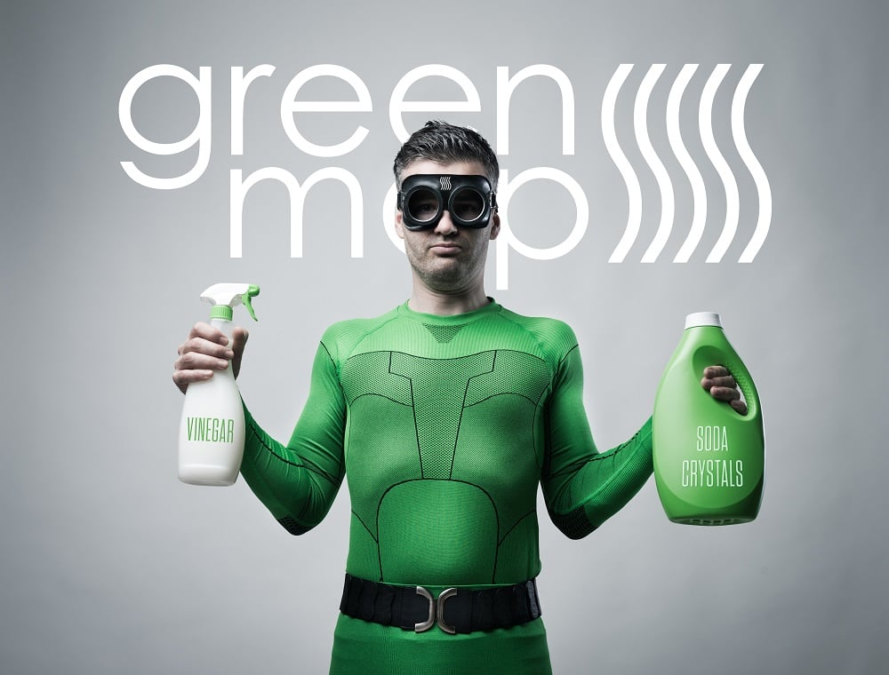 Superhero Green Moppers