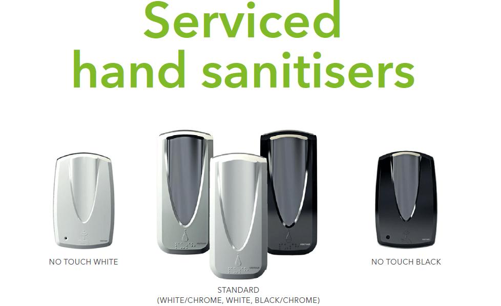 Hand Sanitiser Service